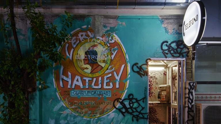 Entrance to Havana Social