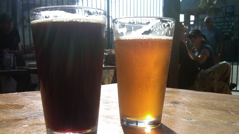 Make some new friends with a craft beer in Darsena