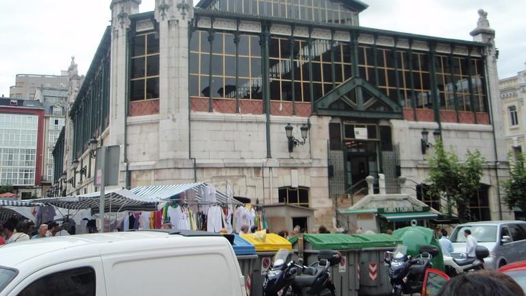 Mercado La Esperanza, Santander