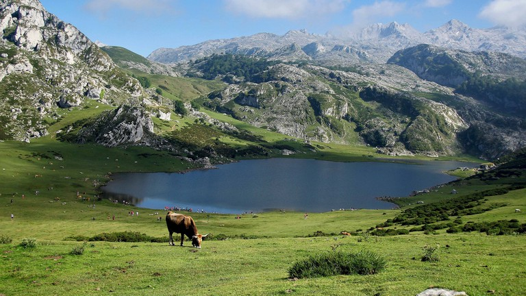 Lakes of Covadonga, Asturias