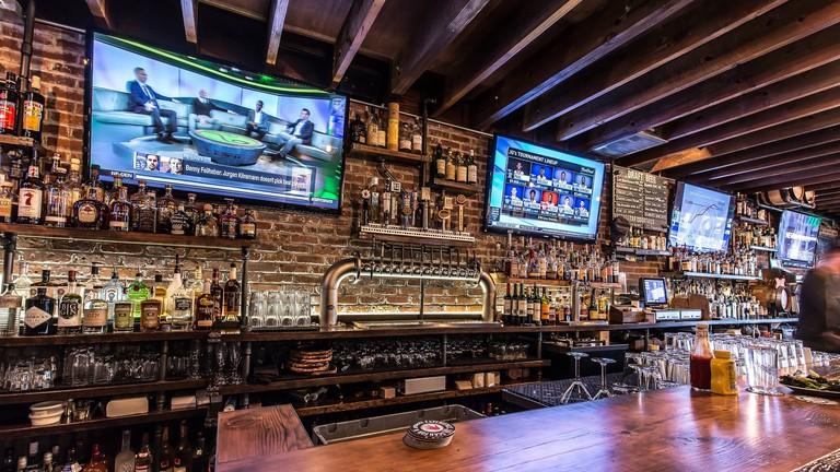 Westy Bar | Courtesy of The Westy