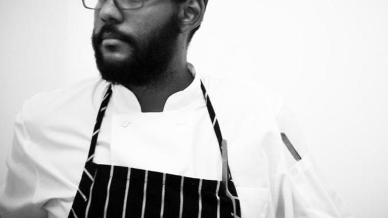 Chef Carlos 'Chambolin' Alba