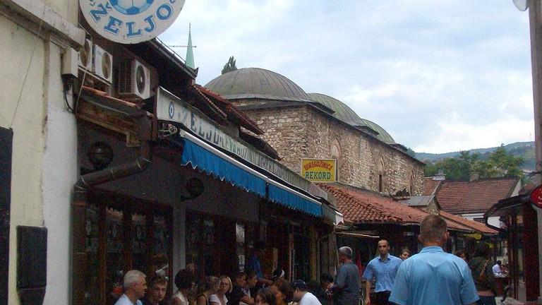 Cevabdzinica Zeljo Sarajevo   © Smooth_O