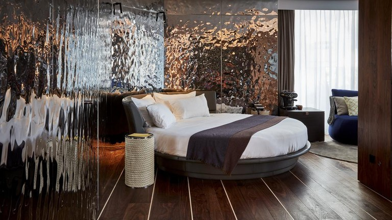 Sir Suite | Courtesy of SIr Hotels