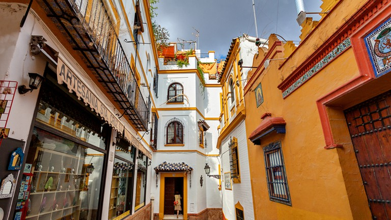Hotel Patio de los Cruces is situated in the enchanting neighbourhood of Santa Cruz; Irina Sen
