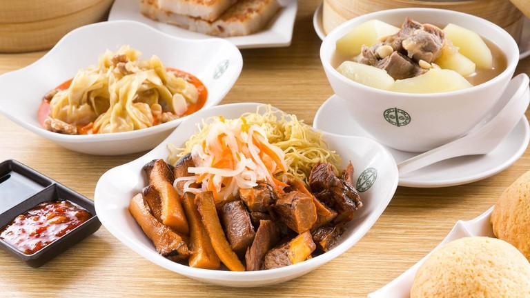 Classic Hong Kong Flavors