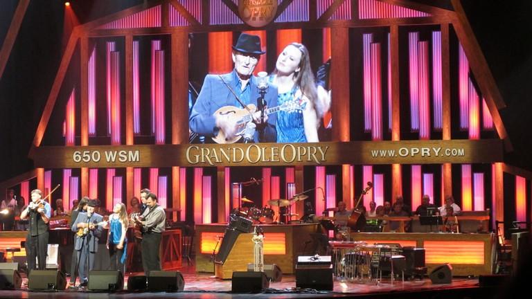 Grand Ole Opry / (c) bptakoma / Flickr