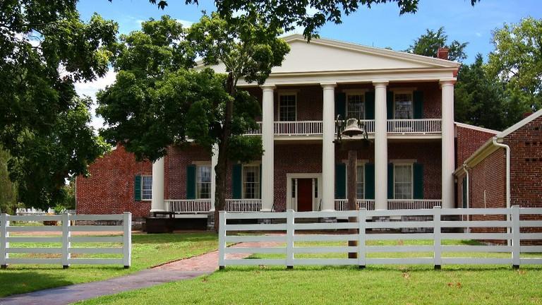 Andrew Jackson's Hermitage / (c) Rennett Stowe / Flickr