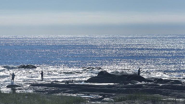 Beach at Santa Teresa, Uruguay