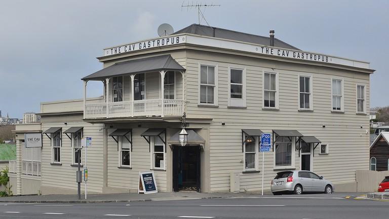 The Cav, Auckland
