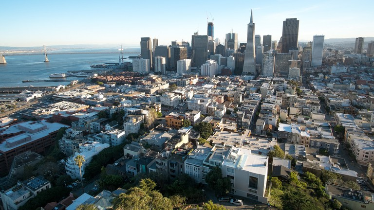 Coit Tower Walk