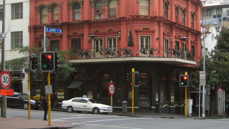 The Shakespeare Hotel and Brewery, Auckland