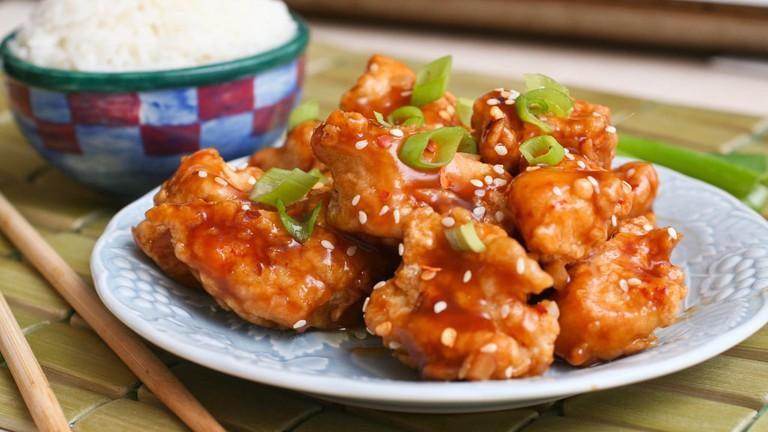 General Tso's Chicken   © Suzanne/Flickr