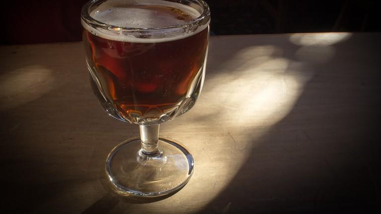 Galbraith's Resurrection Trappist Ale from Galbraith's Alehouse in Auckland, New Zealand