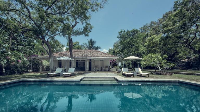 http://www.taruvillas.com/mawella-tangalle The Pool House at the Taru Villas -  Mawella