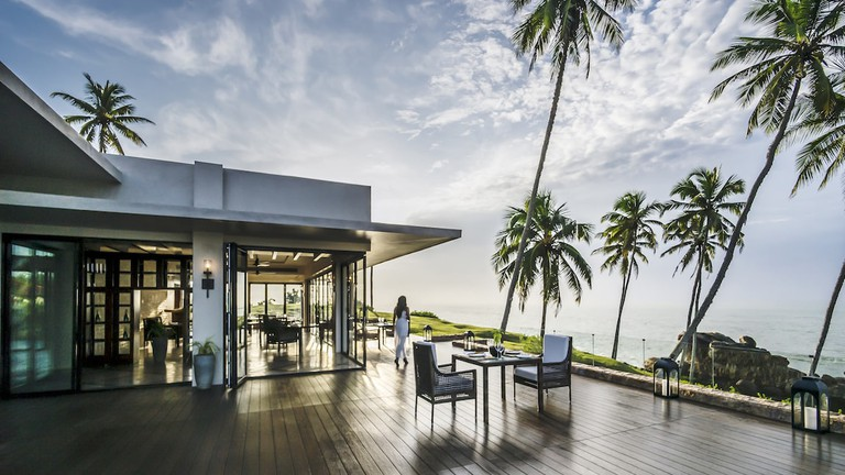 Magnificent View of the ocean from Anantara Peace Haven