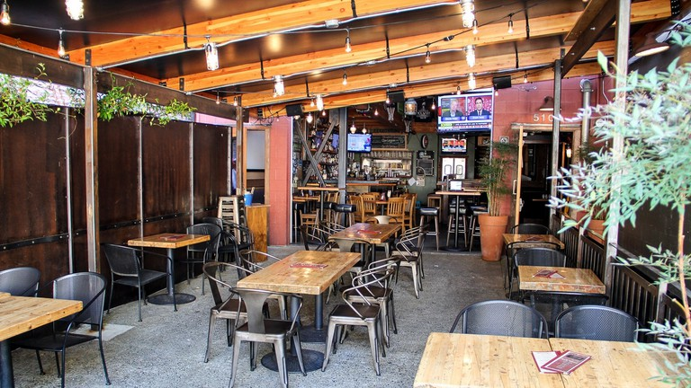 Ballard Loft Patio | Courtesy of Ballard Loft Restaurant & Sports Bar