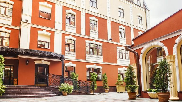 Hotelʹ Podil Plaza, Kyiv