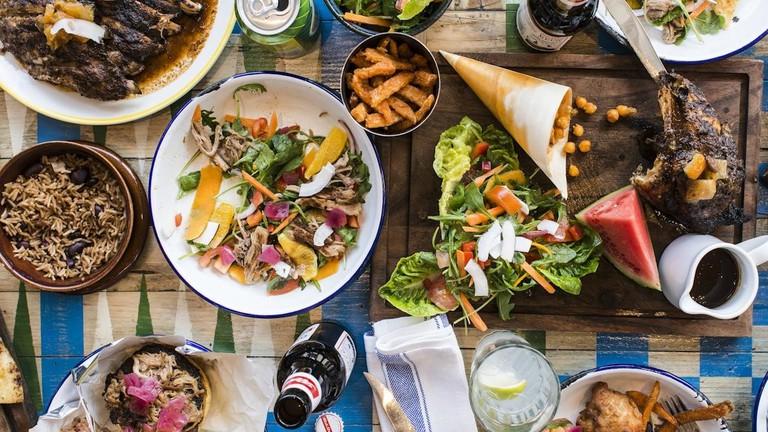 Food at Turtle Bay, Birmingham   © Turtle Bay/Facebook