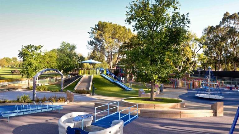Magical Bridge Playground, Palo Alto
