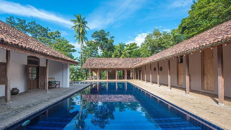 https://www.mayatangalle.com Relaxing pool at Maya Tangalle / Courtesy of Maya Tangalle