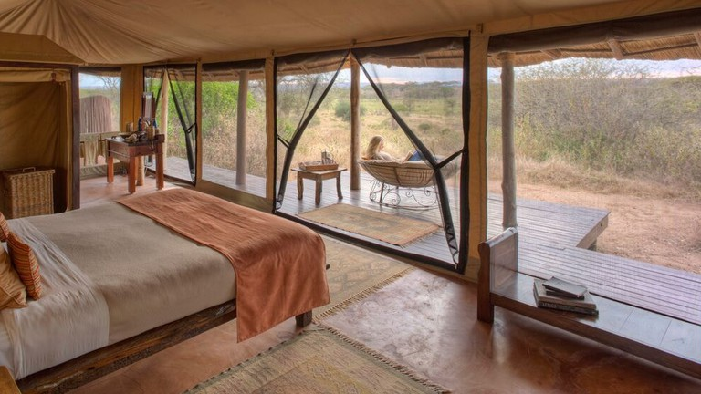 Suite at Oliver's Camp