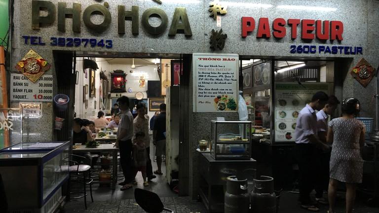 Pho Hoa on Pasteur Street | © Akos Kokai/Flickr