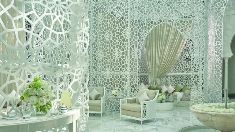 Royal Mansour spa