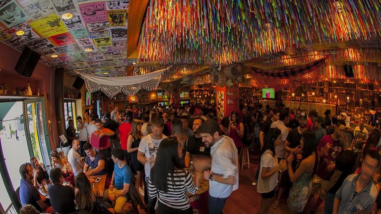 Tatu Bola Bar, São Paulo
