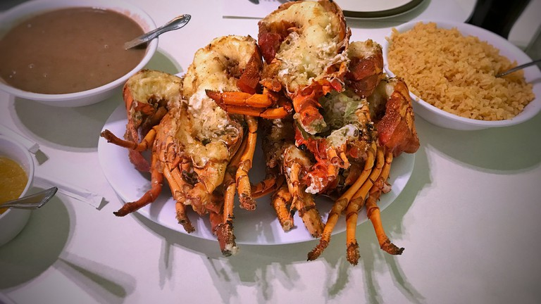 2. Restaurant Puerto Nuevo #1