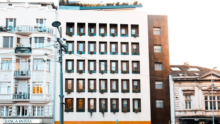 Square Nine Hotel Belgrade | © Square Nine Hotel Belgrade/Facebook