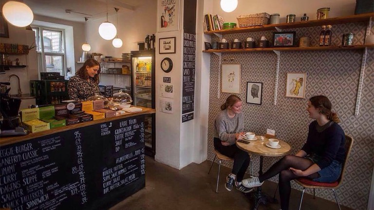Café Ganefryd, Aarhus
