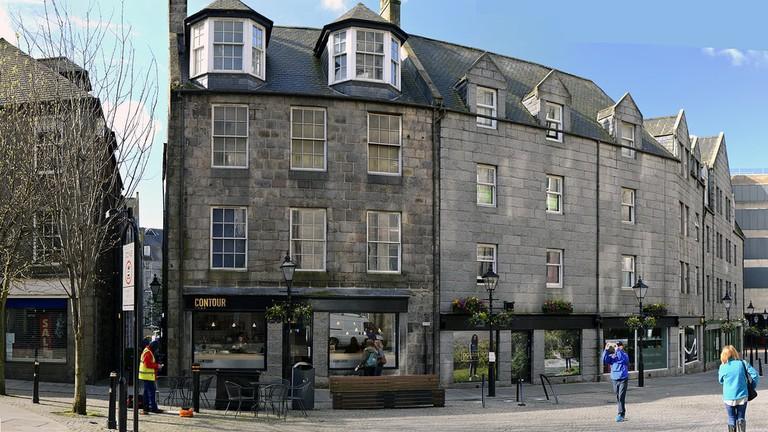 Britannia Aberdeen Hotel, Aberdeen