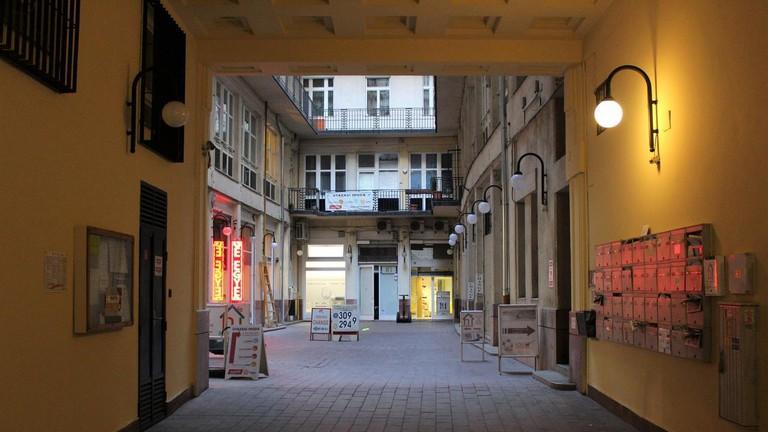 Comebackpackers hostel is located in the heart of Kreuzberg