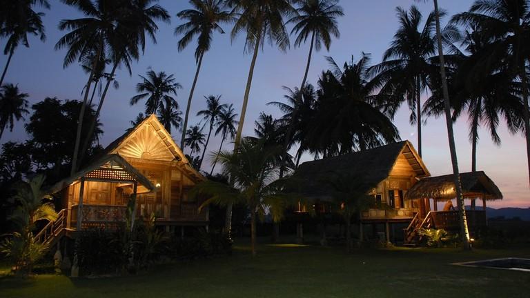 Bon Ton Resort Langkawi at Night