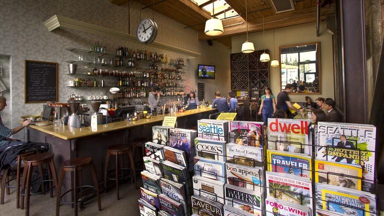 Café Presse | Photo Credit, Bob Peterson
