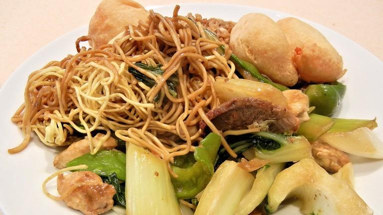 Chinese food | (c) Pixabay