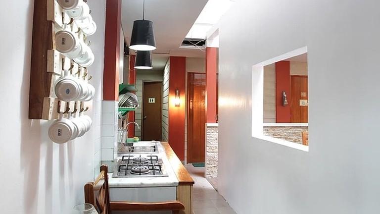citiresidence open kitchen
