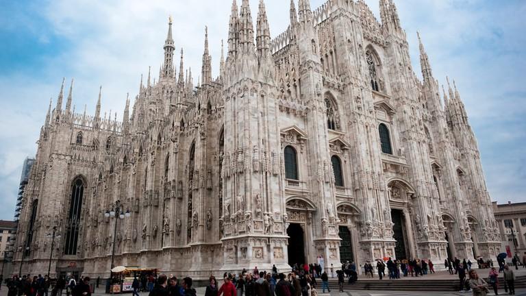 Il Duomo, Milan | © Matthias Rhomberg/Flickr