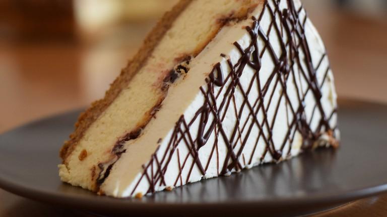 Gluten-Free Cheesecake | Courtesy of Nuflours