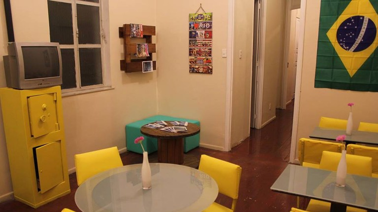 The common room at Hostel by Hotel Galicia | (c) Hostel by Hotel Galicia