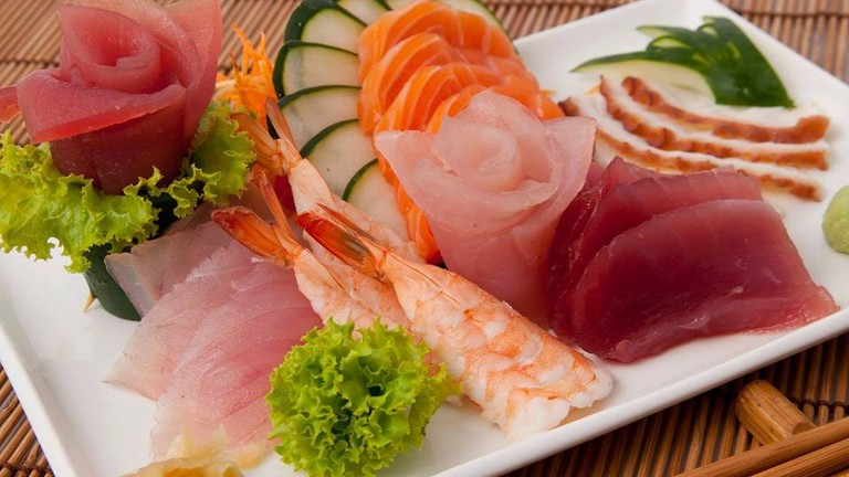 Fresh sushi at Ipanema Sushi   (c) Ipanema Sushi