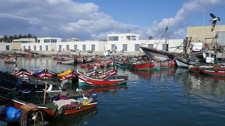 El Jadida port