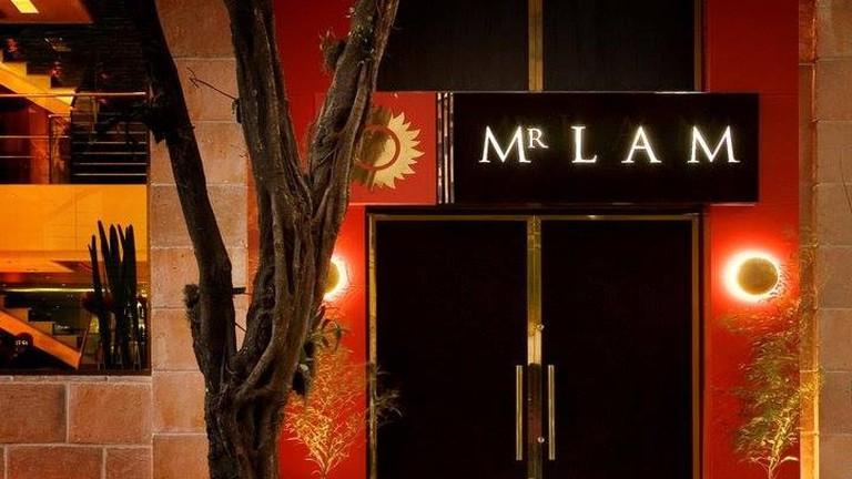 The facade of Mr. Lam | (c) Mr. Lam