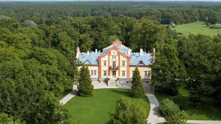 Padastre Manor Hotel