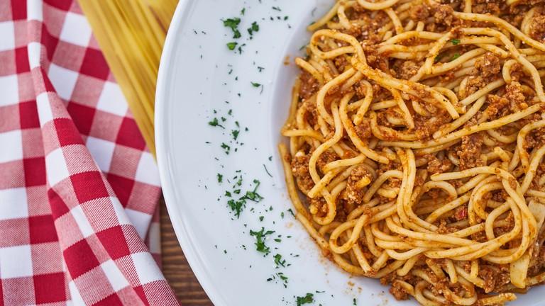 Spaghetti bolognese   © Engin_Akyurt/Pixabay