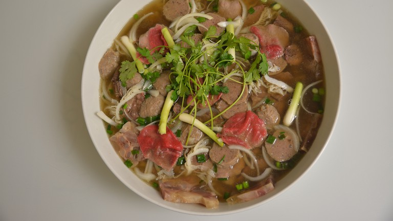 Pho Super Bowl | Courtesy of Dong Thap Noodles