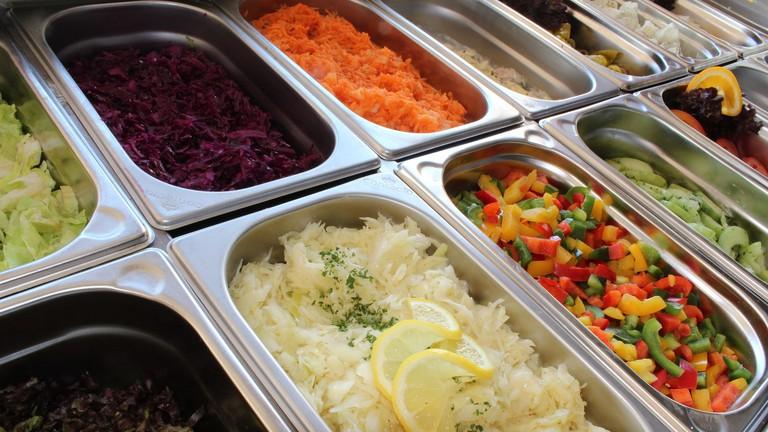 Salad Buffet