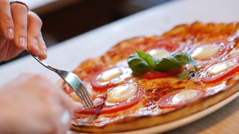 Vegetarian pizza Free-Photos Pixabay