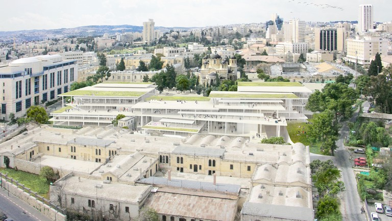 New Campus, Bezalel Academy of Art and Design